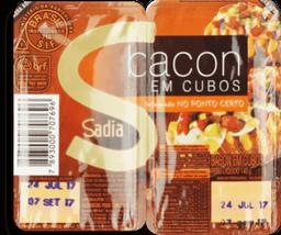Bacon Em Cubos Sadia 140g