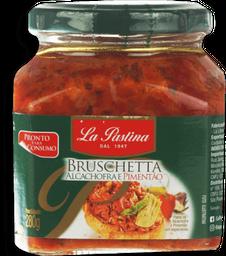 Bruschetta Alcachofra/Pimenta La Pastina 280g