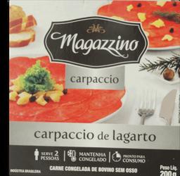 Carpaccio Bov Congelado Magazzino 200g