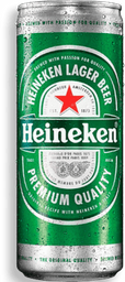Cerveja Heineken Lt 250ml