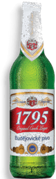 Cerveja Tcheca 1795 Bud Pivo 500ml