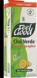 Chá Verde Com Laranja & Gengibre Feel Good 1L