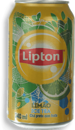 Chá Com Limão Lipton 340ml