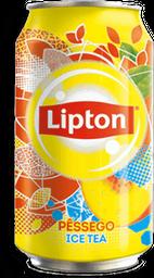 Chá Com Pêssego Lipton 340ml