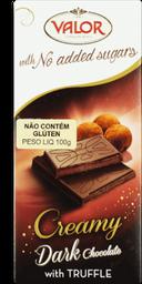 Chocolate Dark Truffle Cream Valor 100g