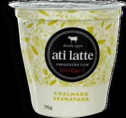 Iogurte Coalhada Desnatada Ati Latte 170G