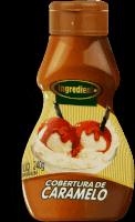 Cobertura Caramelo Ingredient 240g