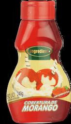 Cobertura Morango Ingredient 240g