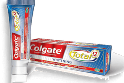 Creme Dental Total 12 Whitening Colgate 90g