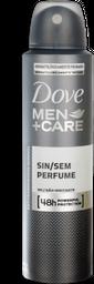 Desodorante Aero Men Care Sem Perfume Dove 89G
