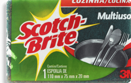 Esponja Multiuso Scotch Brite Un