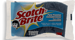 Esponja Antiaderente Scotch Brite Un