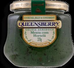 Geléia De Menta E Hortelã Gourmet 320g Queensberry