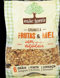 Granola Caseira Trad Sem Açúcar Mãe Terra  250g