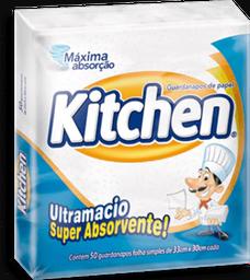 Guardanapo Kitchen Melhoramentos 33X30 Com 50 Un