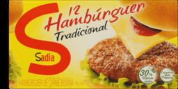 Hambúrguer  Bov Sadia 672G