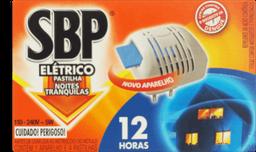 Inseticida Sbp Aparelho Eletr +4 Pastilhas