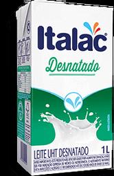 Leite Desnatado Square Italac 1L