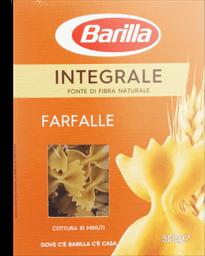 Macarrão Importado Integral Farfalle Barilla 500g
