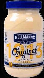 Maionese Hellmanns Receita Original 470g
