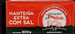 Manteiga Com Sal Aviacao Tb 200g