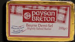 Manteiga Francês Com Sal Paysan Breton Tb 200g