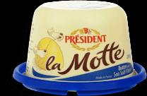 Manteiga Com Sal La Motte Pt 250g