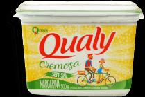 Margarina Vegetal Sem Sal Qualy Sadia 500g