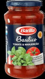 Molho Italiana  Basilico Barilla 400g