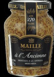 Mostarda Francês Ancienne Maille 210g