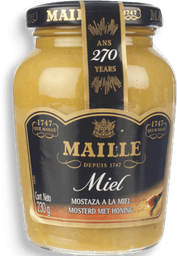Mostarda Francês Com Mel Maille 230g
