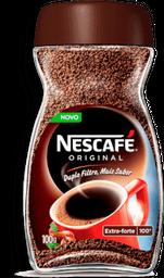 Café Soluvel NesCafé Original Vd 100g