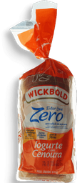 Pão Forma Estar Leve Iogurte Wickbold 370g