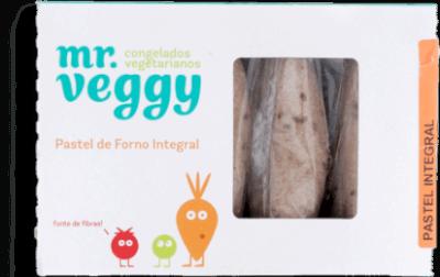 Pastel De Forno Integral De Palmito Mr Veggy 450G