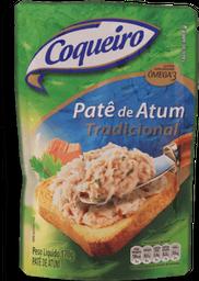 Patê Coqueiro Atum Trad. 170gr 1X1