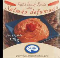 Pate De Queijo C/Salmao Damm 120G