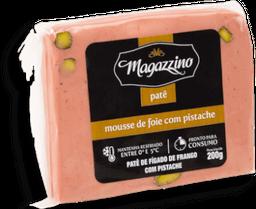 Patê De Figado Frango Com Pistache Magazzino 200g