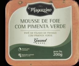 Patê De Figado Com Pimenta Magazzino 200g