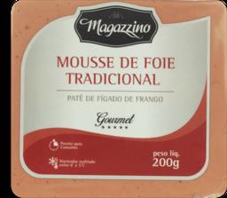 Patê De Figado Frango Magazzino 200g