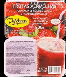 Polpa De Frutas Vermelhas Demarchi 200g