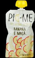 Pic-Me Banana E Maçã 100g