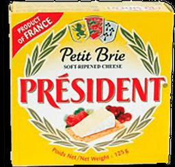 Queijo Francês Brie Petit President 125g