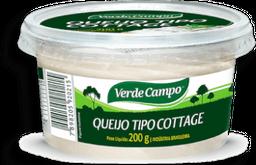 Queijo Cottage Verde Campo 200g
