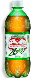 Refrigerante Guarana Zero Antartica Pet 600ml