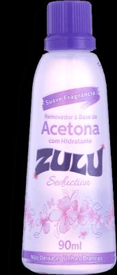 Removedor De Esmalte Zulu 90ml