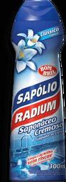 Saponaceo Cremoso Classico Radium 300ml