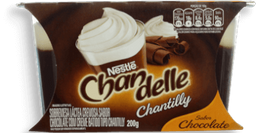 Sobremesa Chantilly Chocolate Chandelle 200G