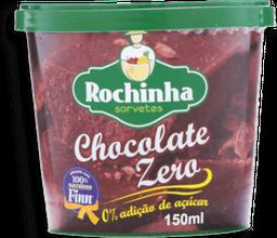 Rochinha Sorvete Chocolate Zero Açúcar