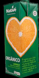Suco Orgânico Laranja Native 1L
