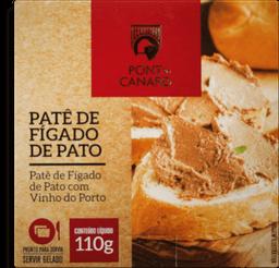 Pate De Figado Pato C/Vinho Do Porto Pont Canard 1